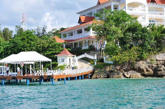 Bloque principal del hotel picture of luxury bahia for Hotel luxury cayo levantado