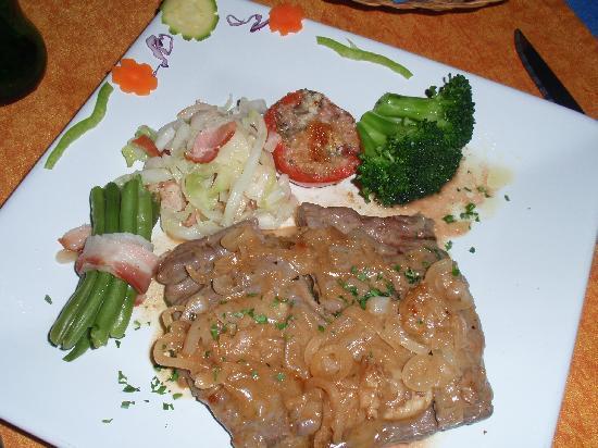 L'Echalote: Arrachero Steak