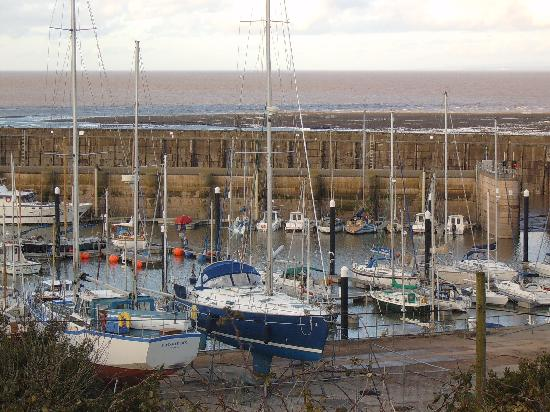 Feb 12th 2009 Picture Of Watchet Exmoor National Park Tripadvisor
