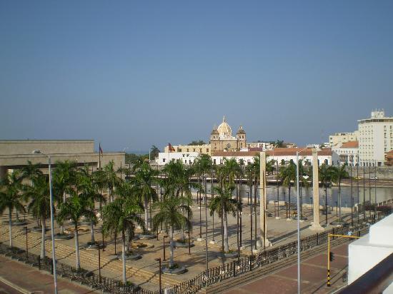 """Hotel Monterrey: vista desde la terraza del hotel """"mirador la heroica"""""""