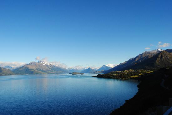 Ultimate Hikes: the drive to glenorchy