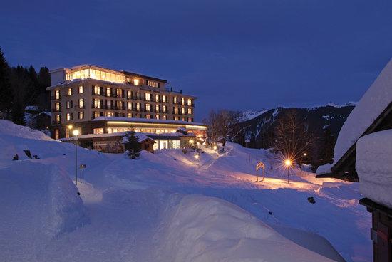 Maerchenhotel Bellevue : Ein Wintertraum im autofreien Braunwald