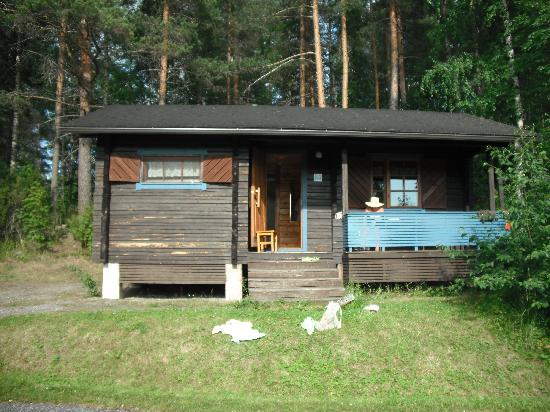 cottage in Rauhalahti Holiday Centre