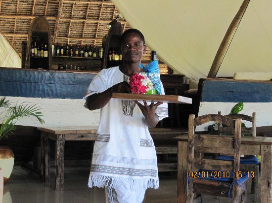 The Zanzibari : great staff