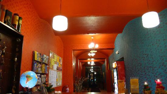Hostel Marabou: marabou