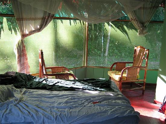 Cumaceba Amazon Lodge: Inside our cabin