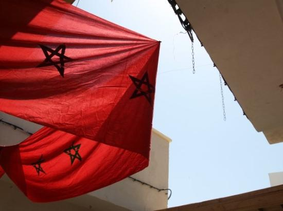 Saidia, Marruecos: La Medina de Ougda