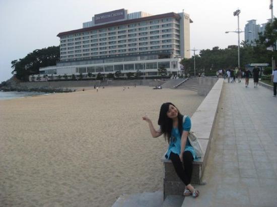 The Westin Chosun Busan: i stayed here..ya kan lin??