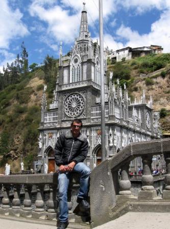 Las Lajas Sanctuary: Santuario las Lajas