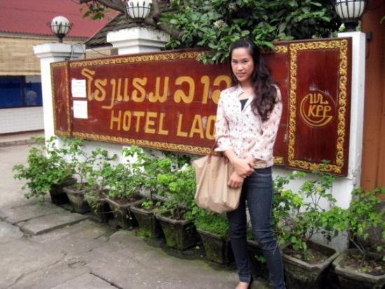 Hotel Lao Foto