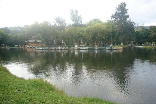 Parque Jipiro, Loja-Ecuador