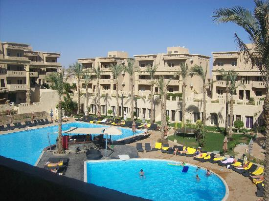 El Hayat Sharm Resort : View from our room