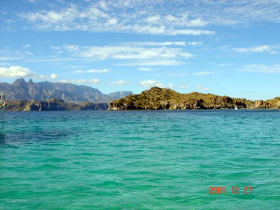 Las Cabanas de Loreto: sea of cortez