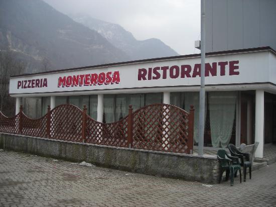 Vogogna, Italia: il ristorante