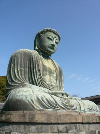 Kotoku-in (Great Buddha of Kamakura)