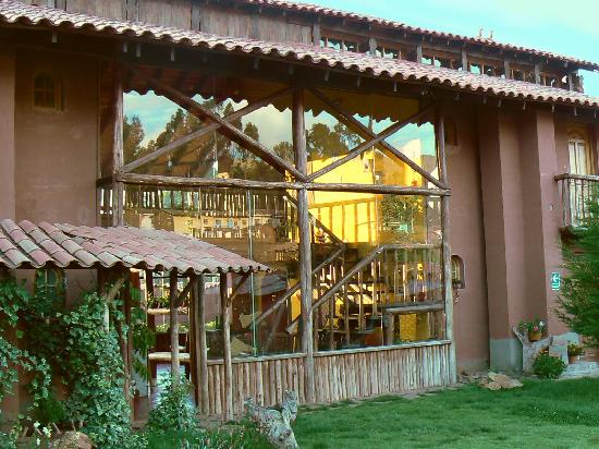 La Casa de Barro Lodge & Restaurant: Hostal La Casa de Barro.Chinchero