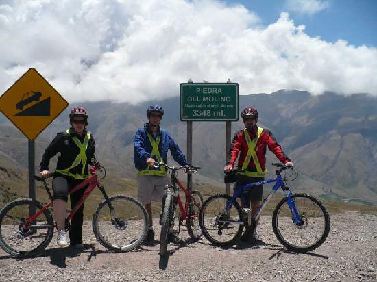 MTB Aventura Salta: Downhill in Salta
