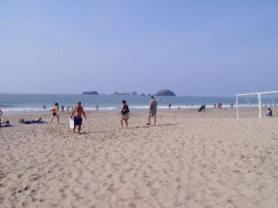 Tesoro Ixtapa : La plage