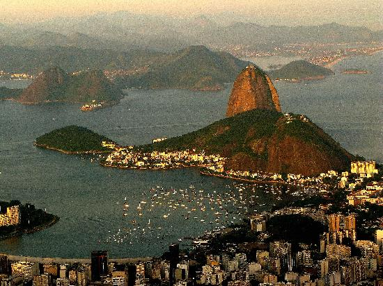 Rio de Janeiro, RJ: Zuckerhut