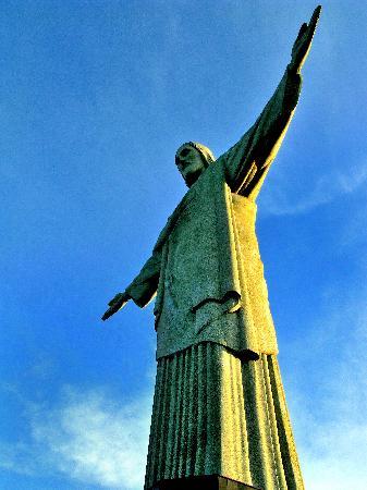 Rio de Janeiro, RJ: Christusstatue