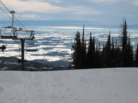 Foto de Whitefish Mountain Resort