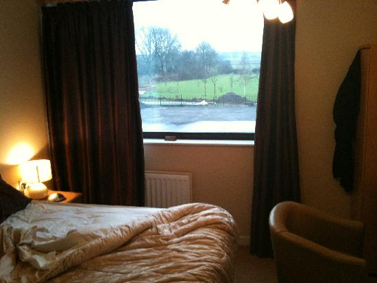 Thornton-le-Moor, UK: Picture of Room 3 and view