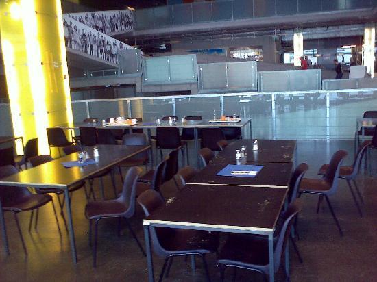 Cube Nassfeld: Dining area