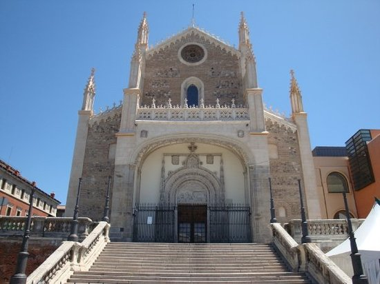 San Jerónimo el Real: San Jeronimo el Real