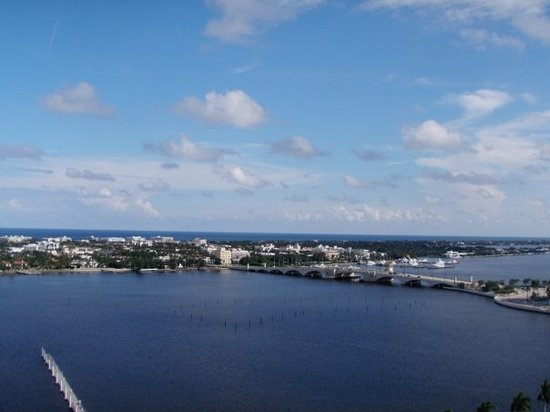 West Palm Beach, Floride : Bridge to Palm Beach