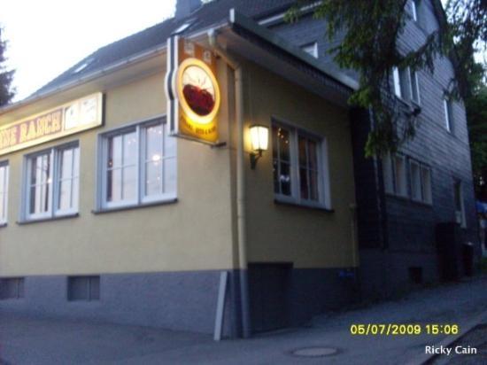 Wuppertal kuzey ren westfalia almanya bild von for Hotel amical wuppertal barmen