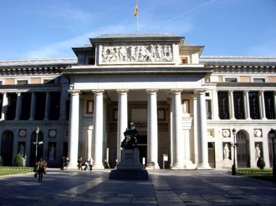 Madrid, Espanha Museu do Prado - Picture of Prado National ...