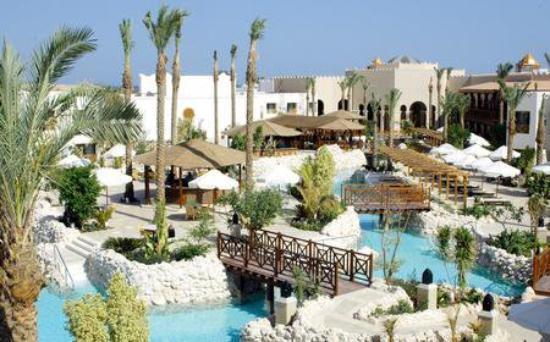 Ghazala Gardens Hotel: Pool anlage im Hotel