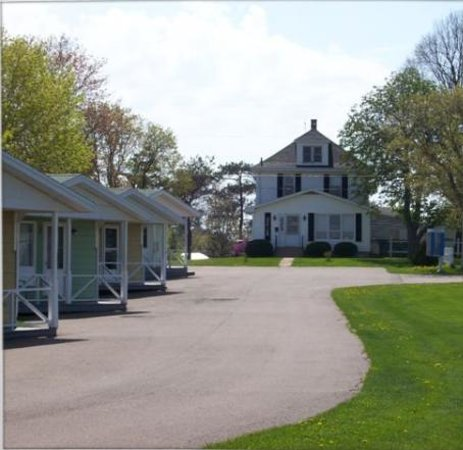 Royalty Maples Cottages and Motel : 1 Bedroom Cottages and Office