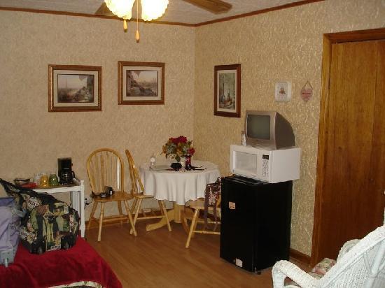 Julia's Cajun Country Bed & Breakfast: la chambre