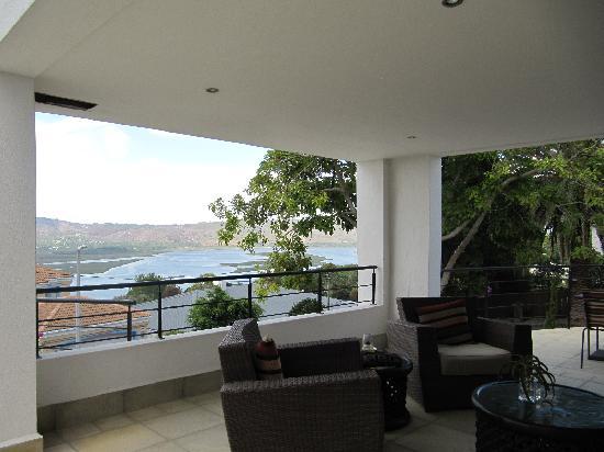 Villa Afrikana Guest Suites: Stunning views