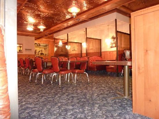 Rodeway Inn Livingston: Salón Comedor