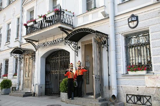 Pushka Inn Hotel (23521664)
