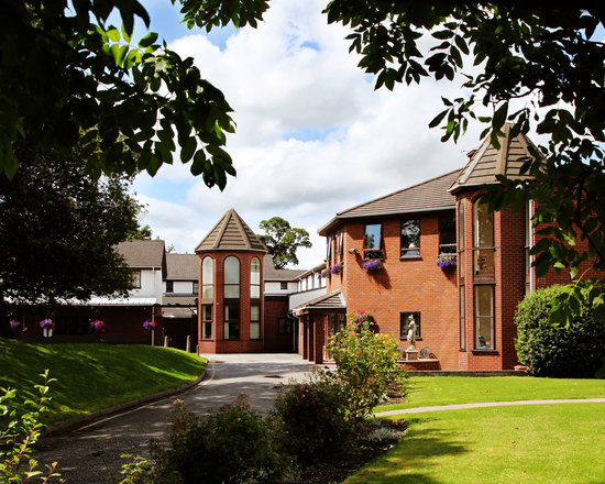 Mold, UK: Beaufort Park Hotel