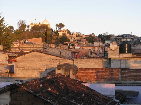 Le Gite del Sol: View from the terrace