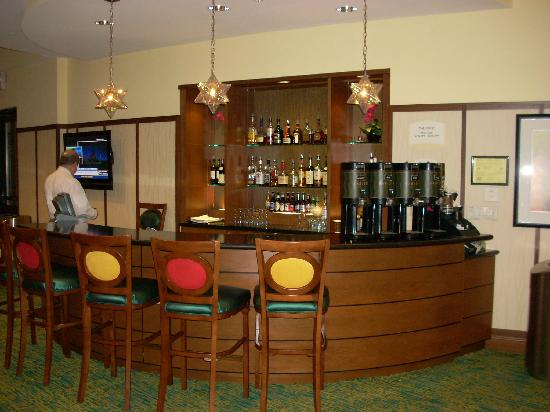 Bethlehem, PA: The bar in the main lobby