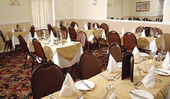 Inglewood Hotel: Dining room