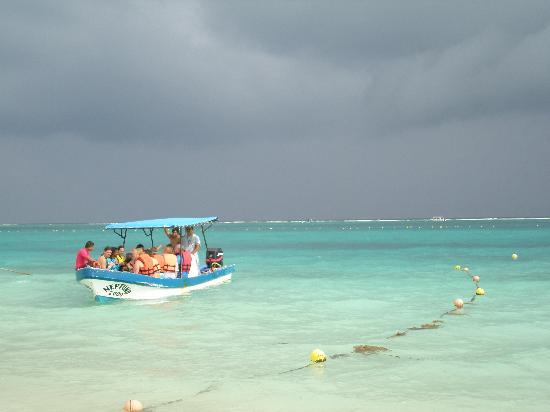 Hotel Ojo De Agua: Snorkling