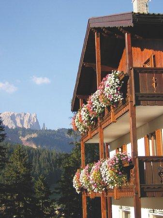 Hotel Gran Mugon: Panorami mozzafiato