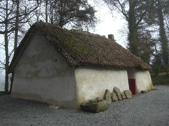 Barntown, Irlanda: The Mud Hut II