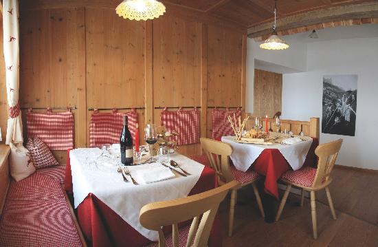 Hotel Gran Mugon: la sala da pranzo