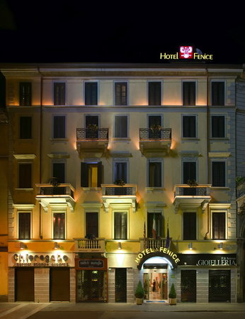 Photo of Fenice Hotel Milan