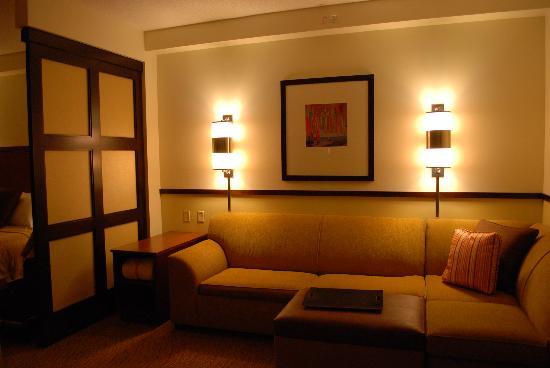 伯明翰市中心君悅飯店照片