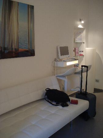 Palazzo Abagnale: Reception area