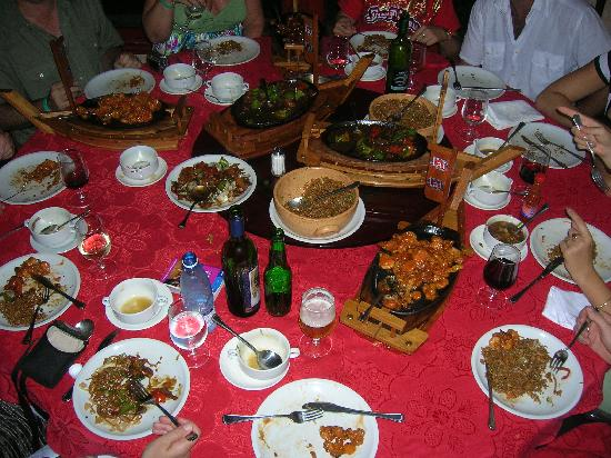 lai lai: This was only a portion of our meal!