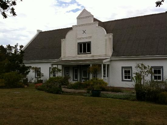 Fynbos Ridge Country House & Cottages: Home away from home - Fynbos Ridge main house